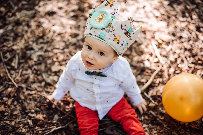 familieshoot baby 1 jaar oud verjaardag