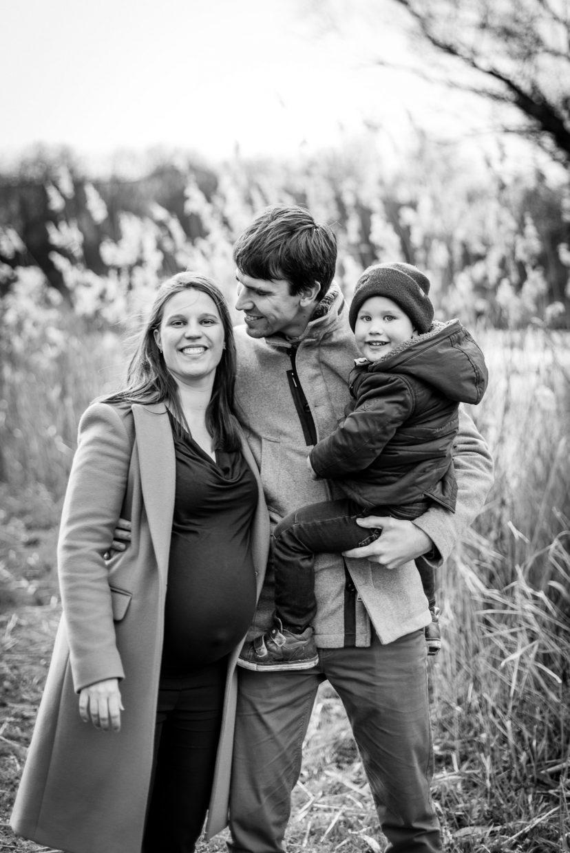 familieshoot zwangerschapsshoot