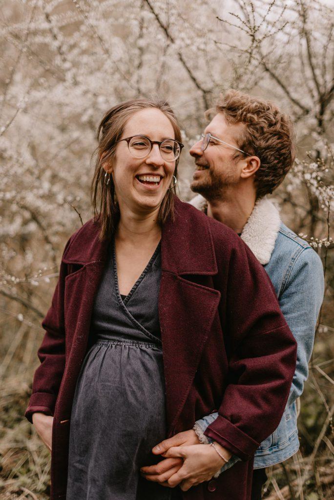 koppel shoot zwangerschapsshoot